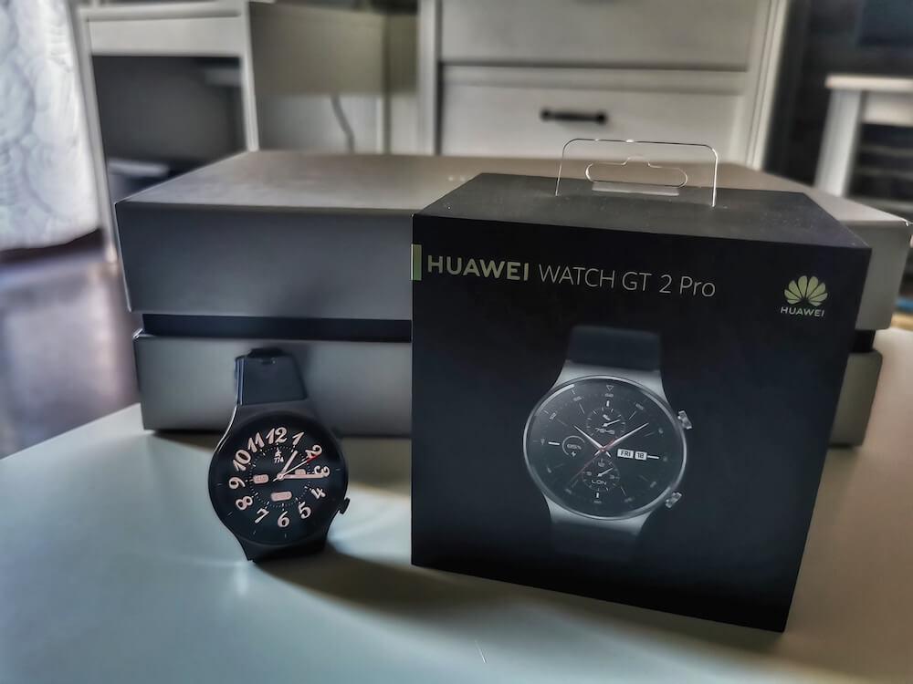 Huawei Watch Gt2 - Teszt