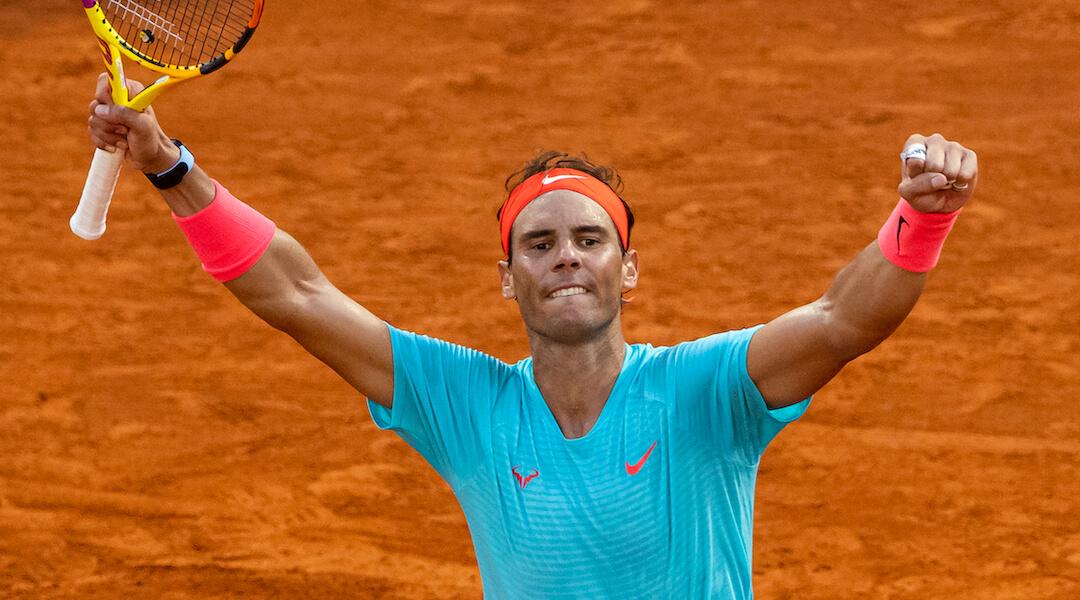 Nadal - 2020 - Roland Garros