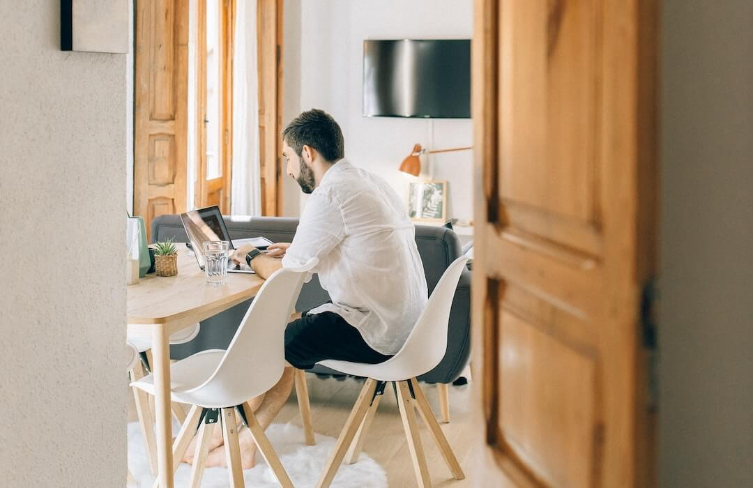 home office - egészség - mentális és fizikai erő