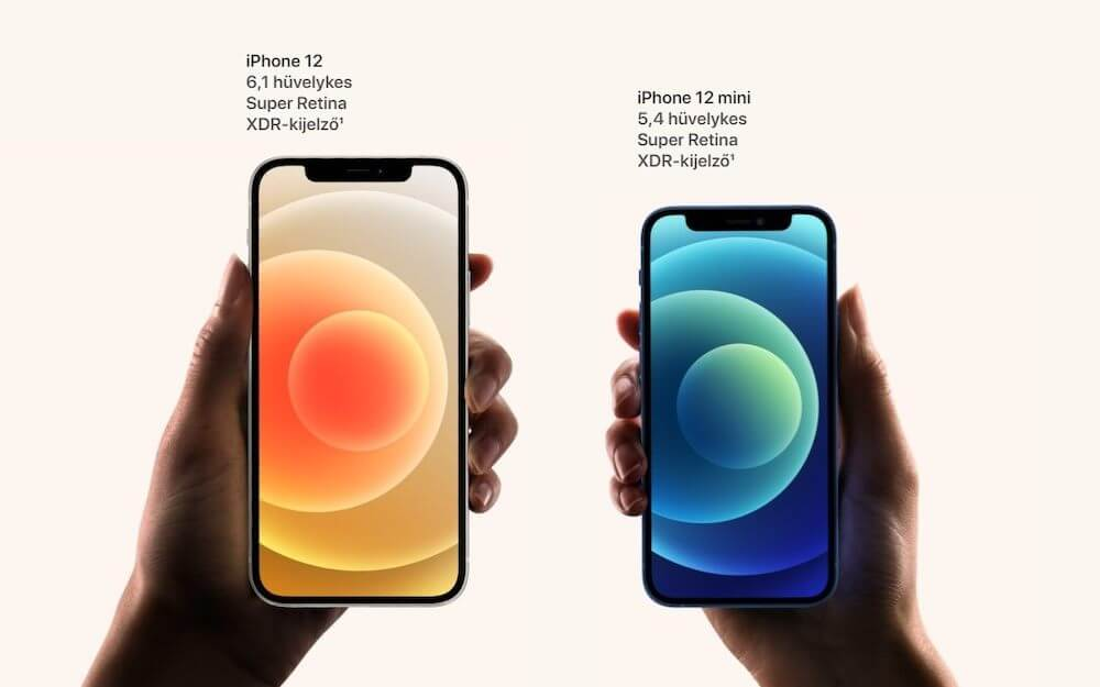 iPhone 12 - mini