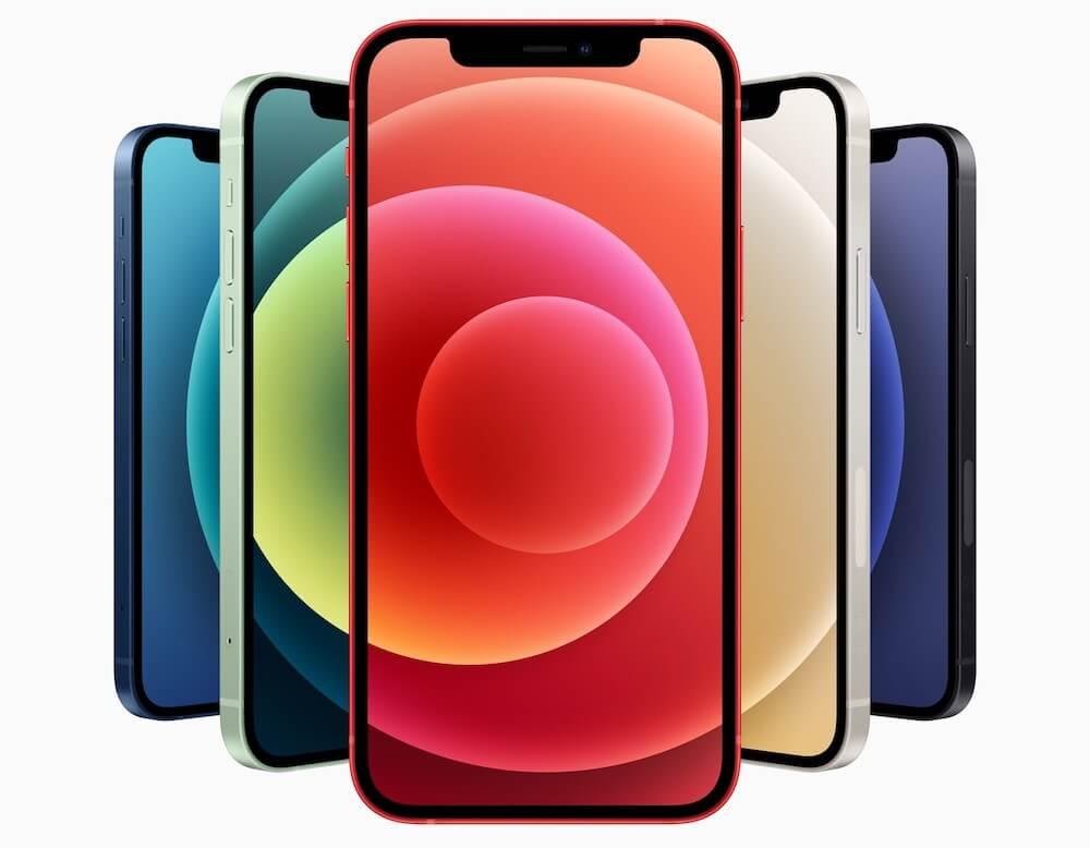 iPhone 12 - színek