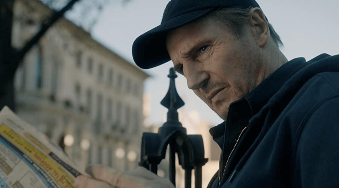Liam Neeson - Becsületes tolvaj