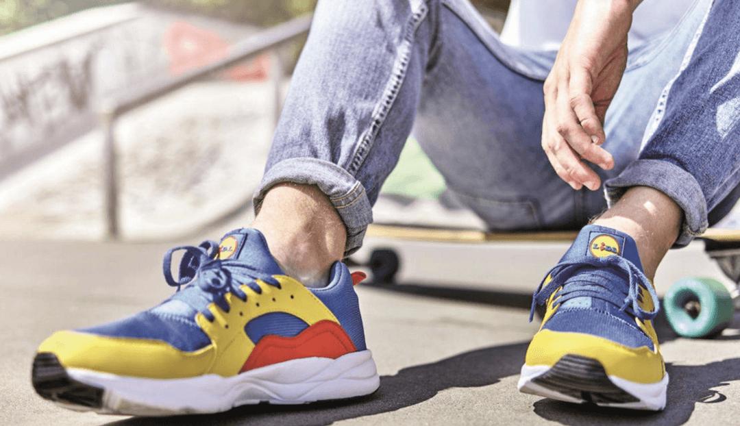 Lidl sportcipő - Lidl sneakers