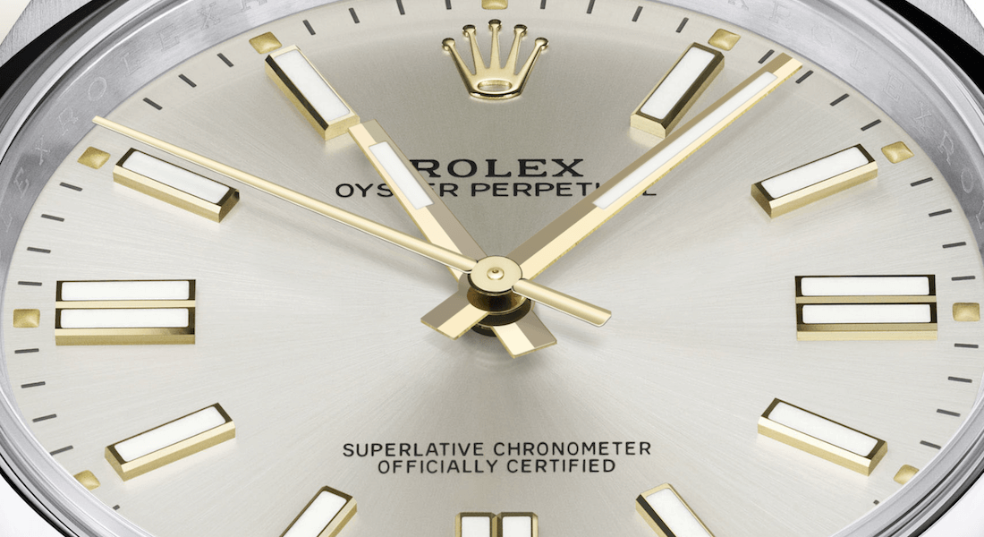 Rolex Oyster Perpetual 2020