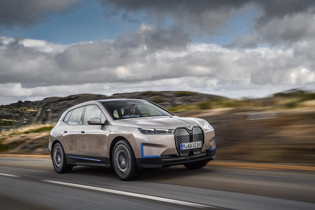 BMW iX BMW Vision