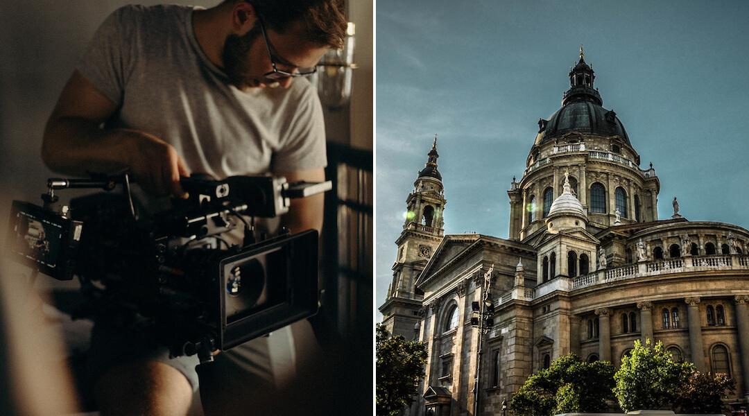 Budapest - kaméleon város - filmek