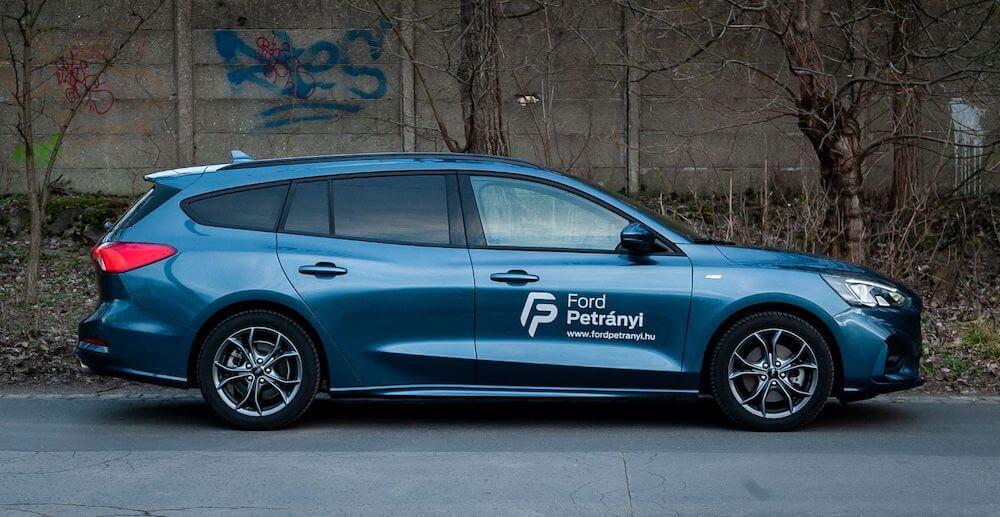 Ford - Ford Petrányi