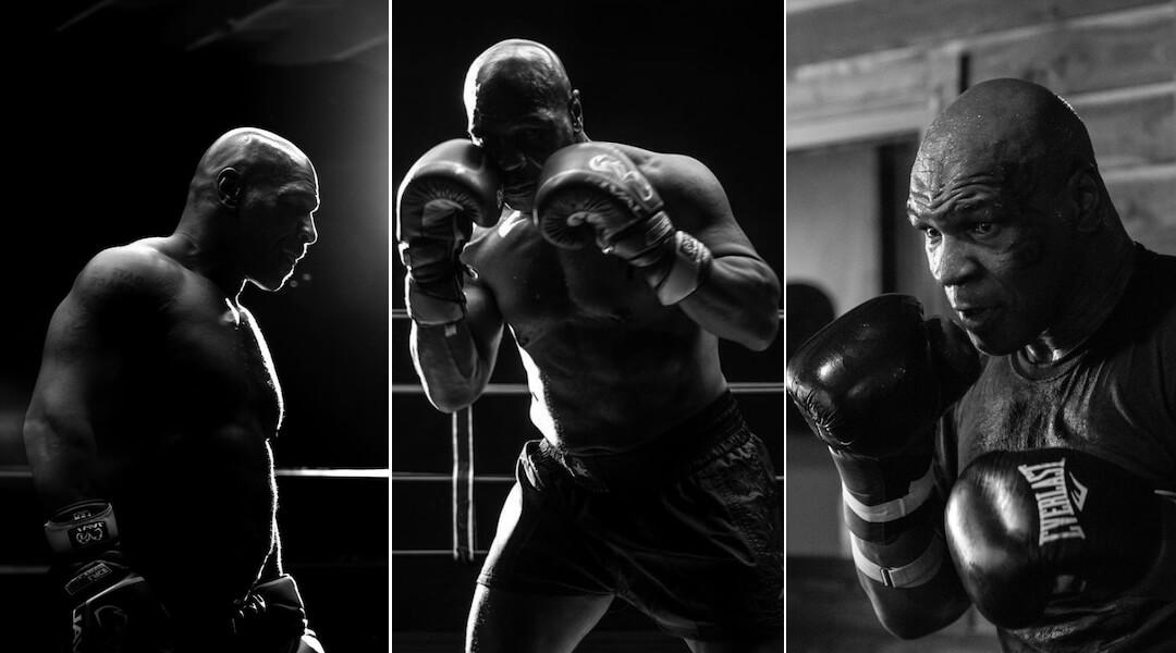 Mike Tyson - visszatérés - 2020 - november