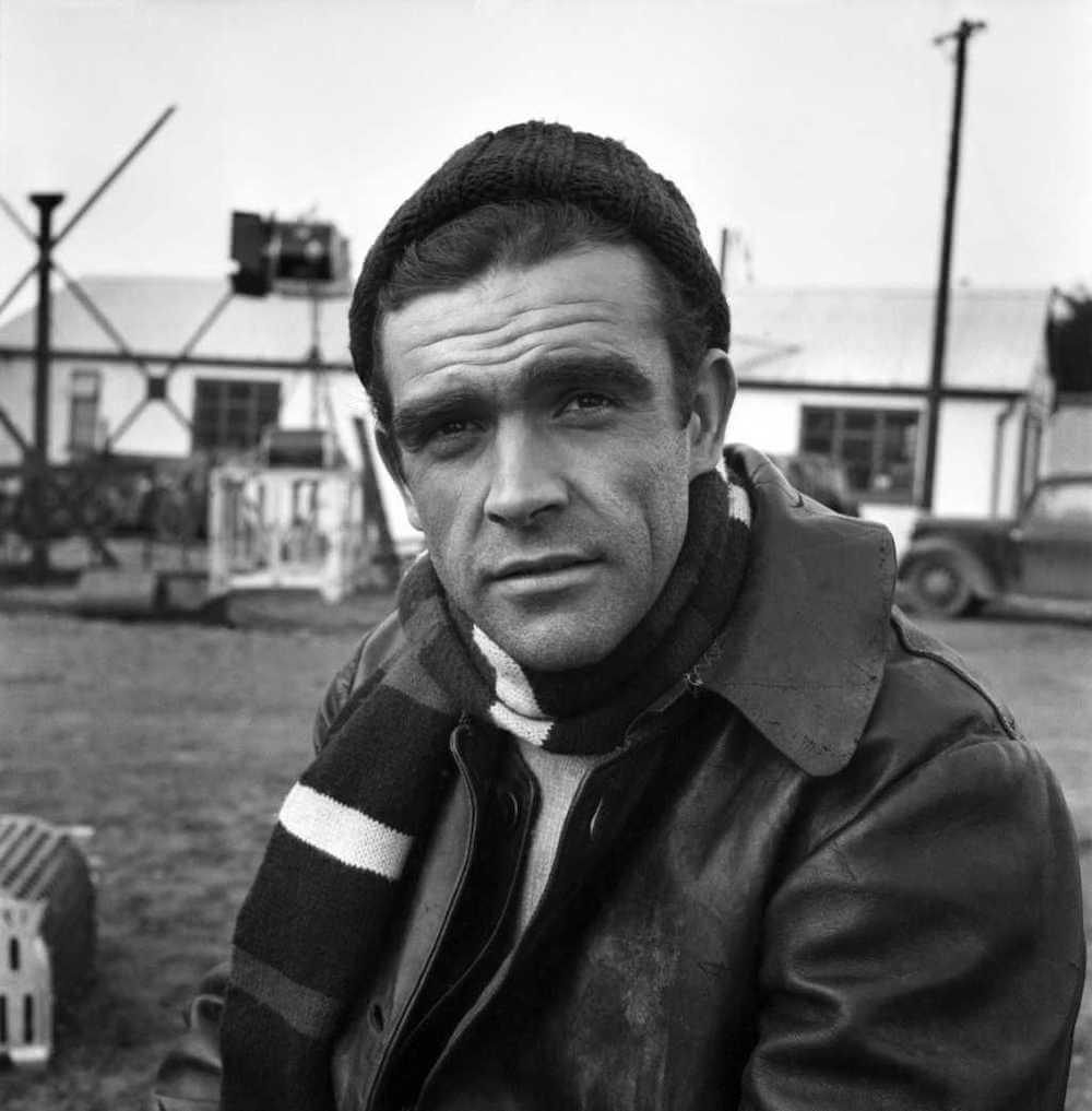 Sean Connery - stílus