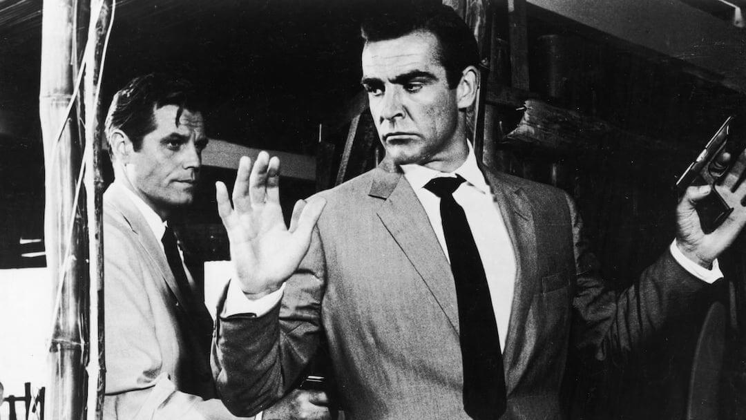 Sir Sean Connery - Dr. No - aukció