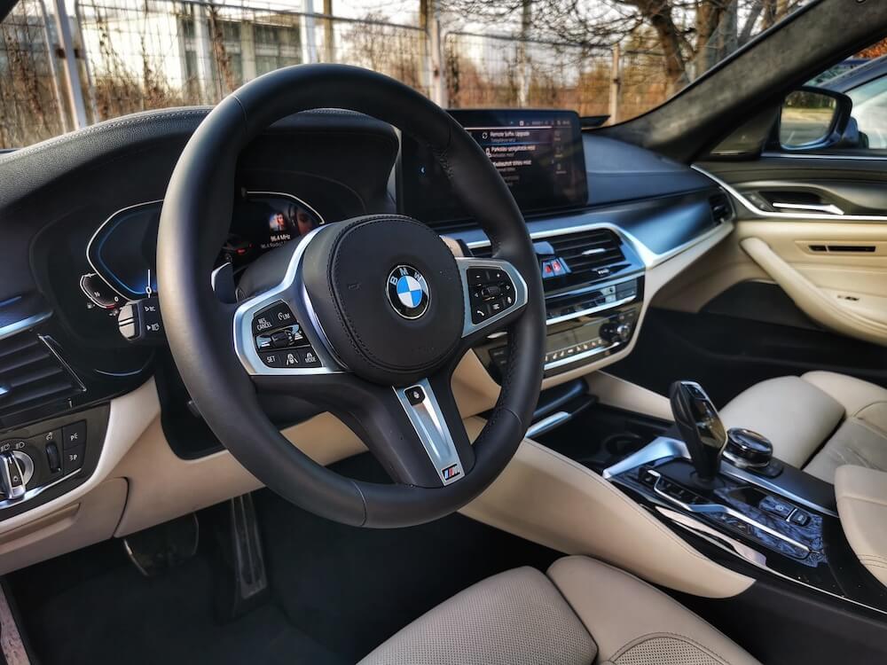 BMW 530e - vélemény