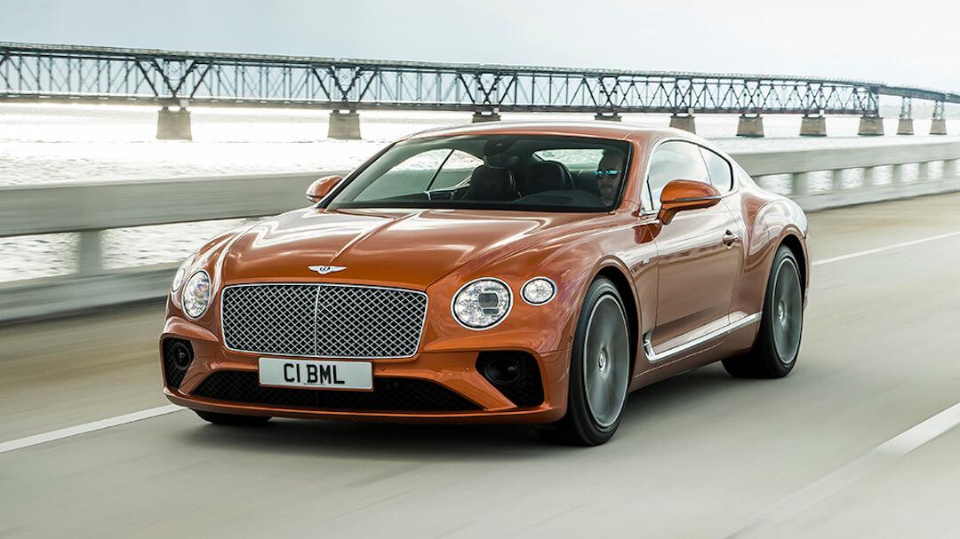 Bentley - Autóipar - Audi