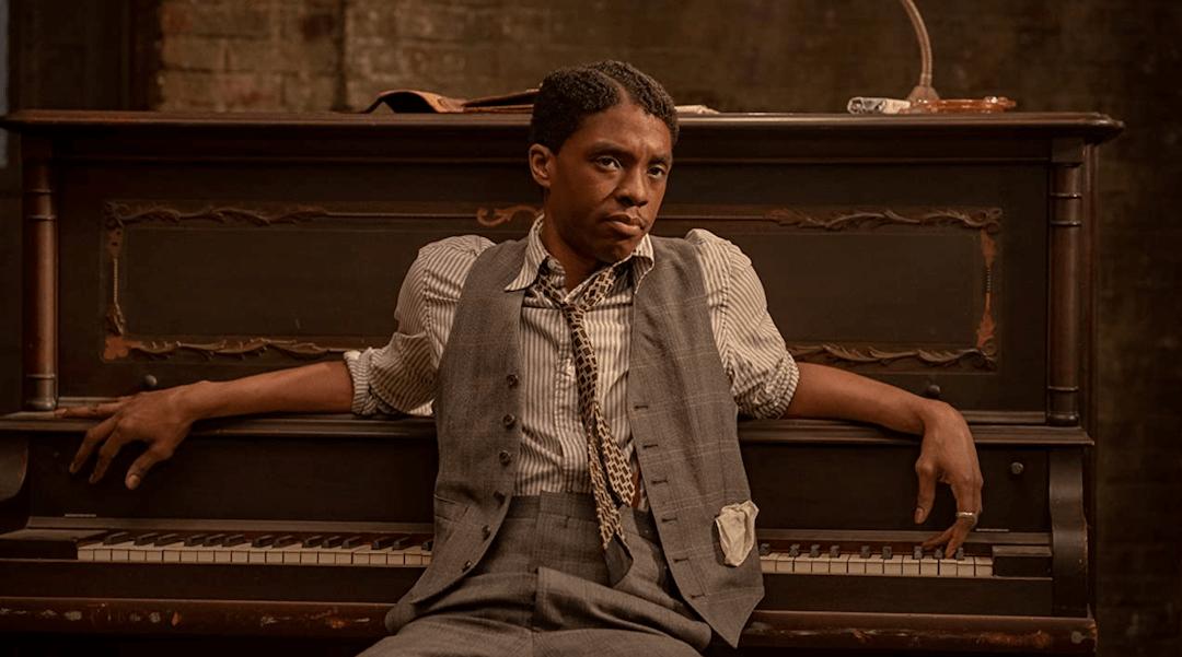 Chadwick Boseman - utolsó film