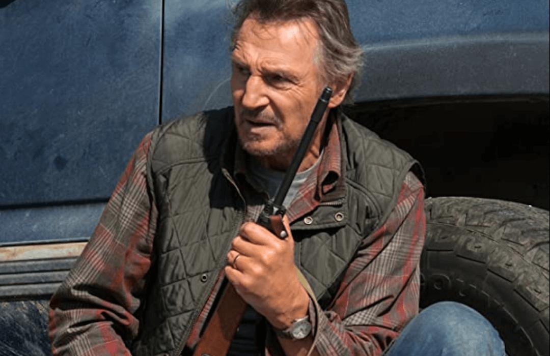 Liam Neeson - új film - 2021