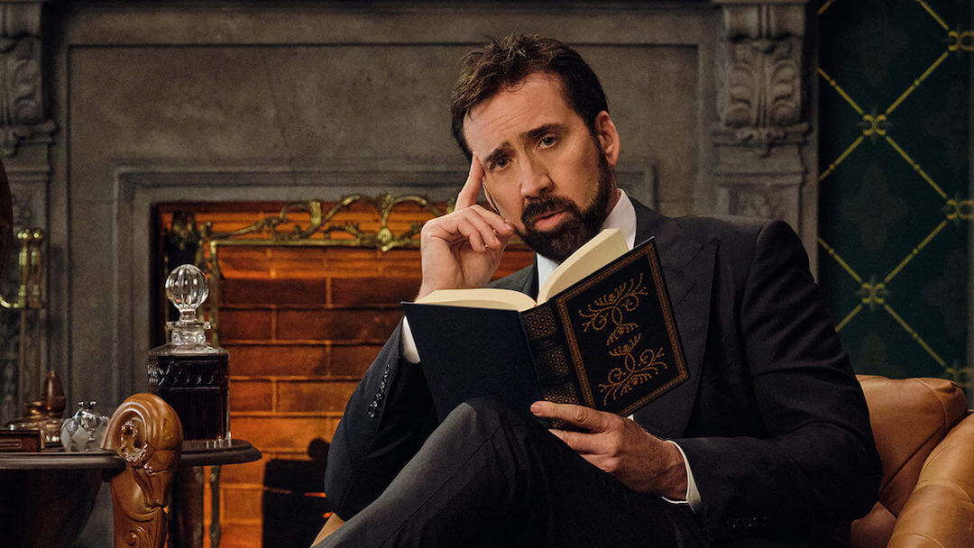 Nicolas Cage - History of Swear Words - Netflix