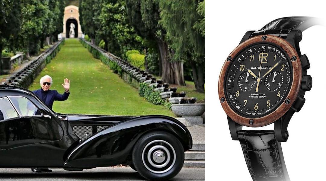 Ralph Lauren - óra - Bugatti