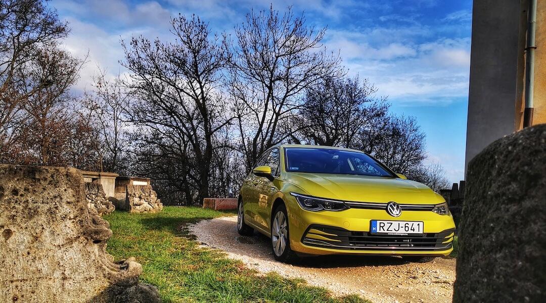 Volkswagen Golf 2020 teszt