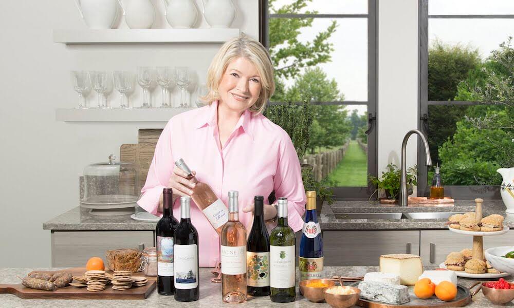Martha Stewart - Martha Stewart Wine Company