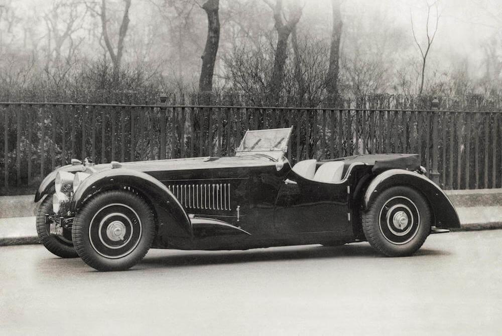 Bugatti - árverés - 2021
