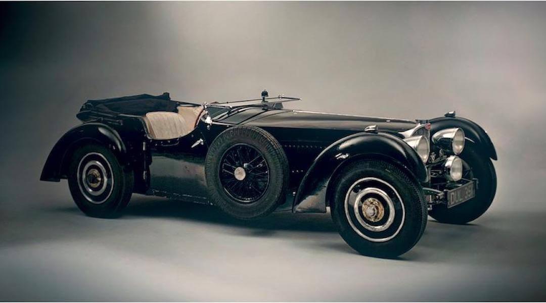 Bugatti - aukció - 2021