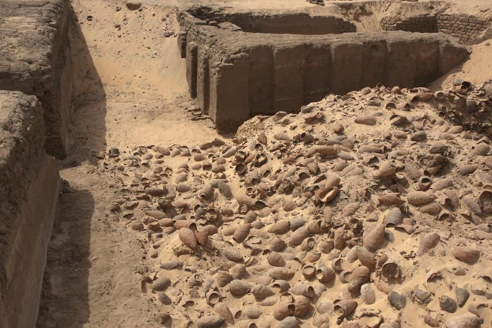 Egyiptom - történelem - gasztronómia - sör