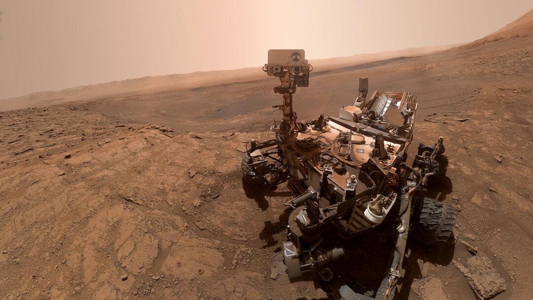NASA - Mars - űrkutatás