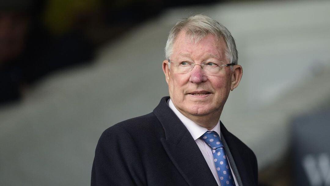 Sir Alex Ferguson - edző - labdarúgás