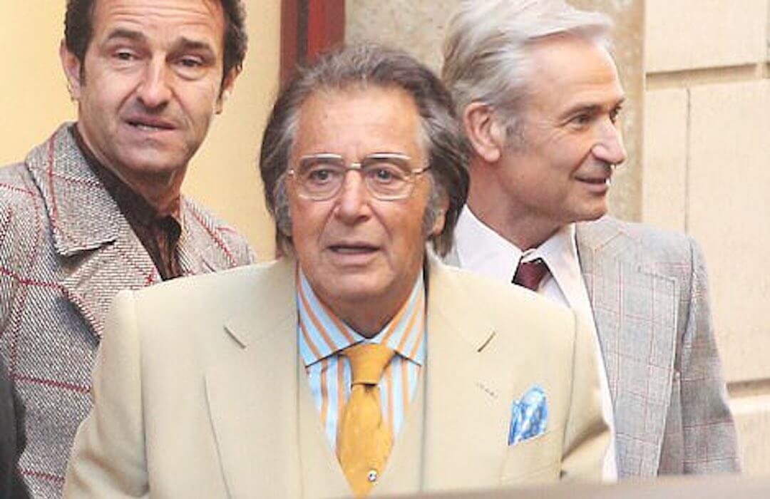 Al Pacino - Gucci - 2021