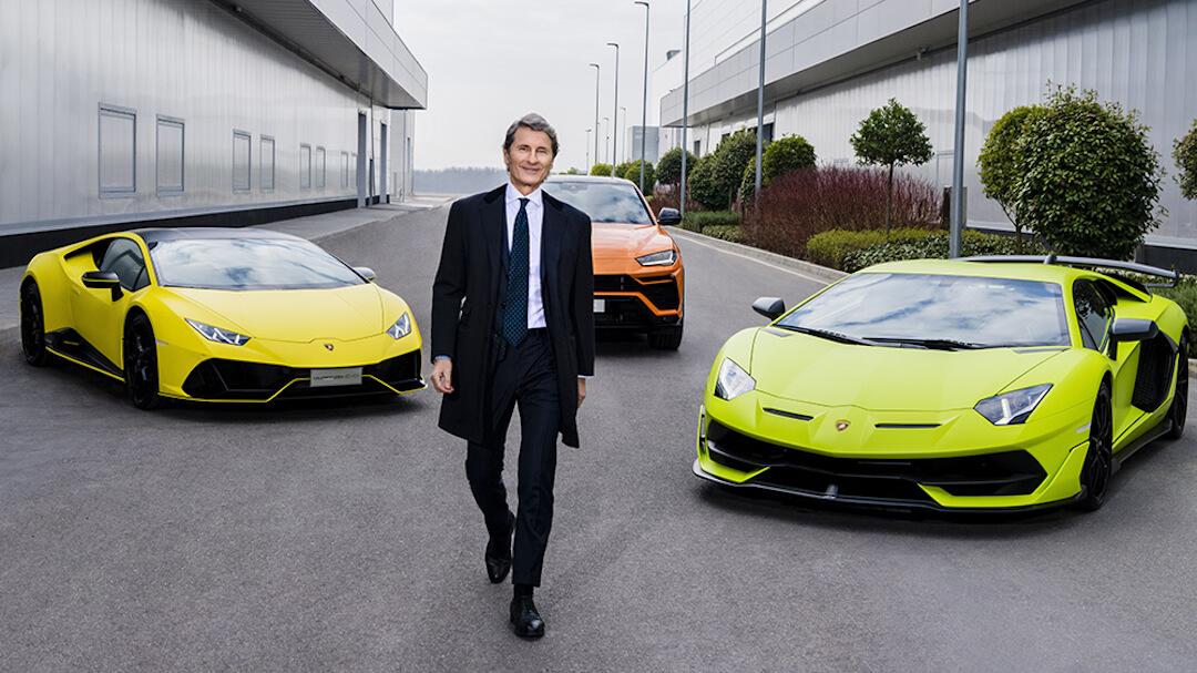 Lamborghini - 2021