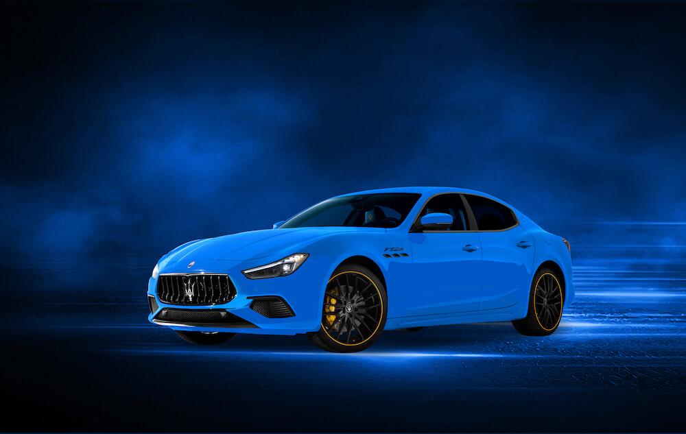 Maserati F Tributo Ghibli