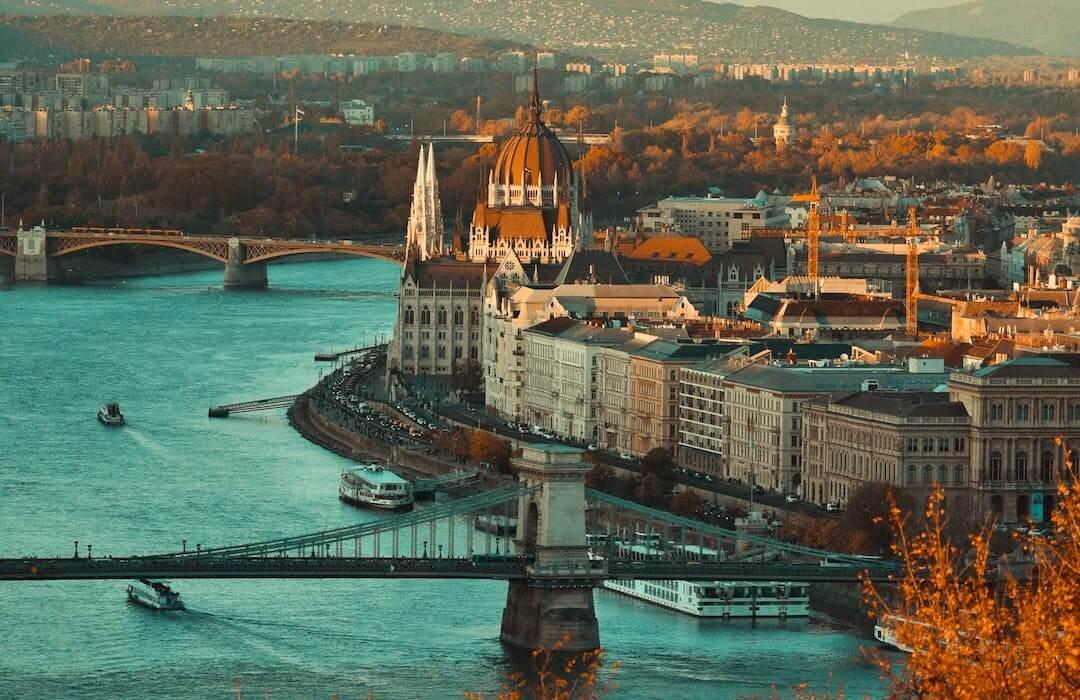 Budapest - turizmus - 2021