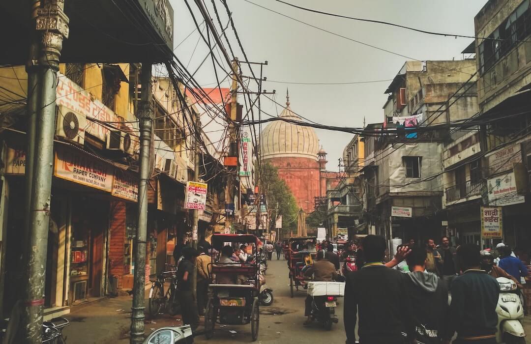 koronavírus-járvány - india
