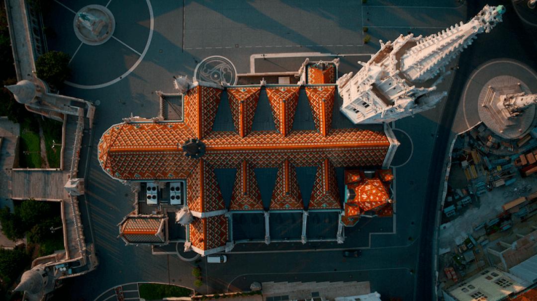National Geographic - Magyarország - Mátyás templom