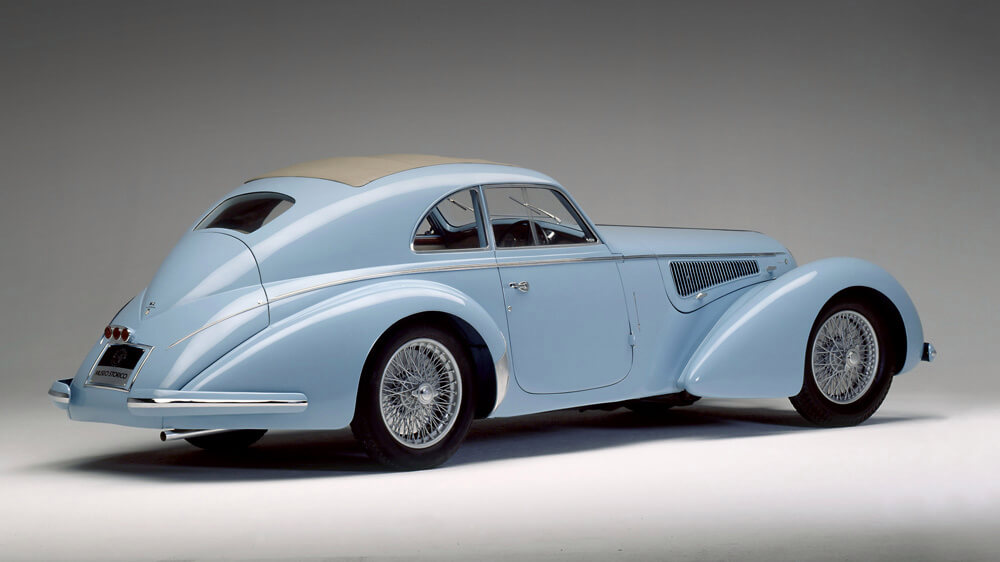 Alfa Romeo - 8C 2900 B Lungo