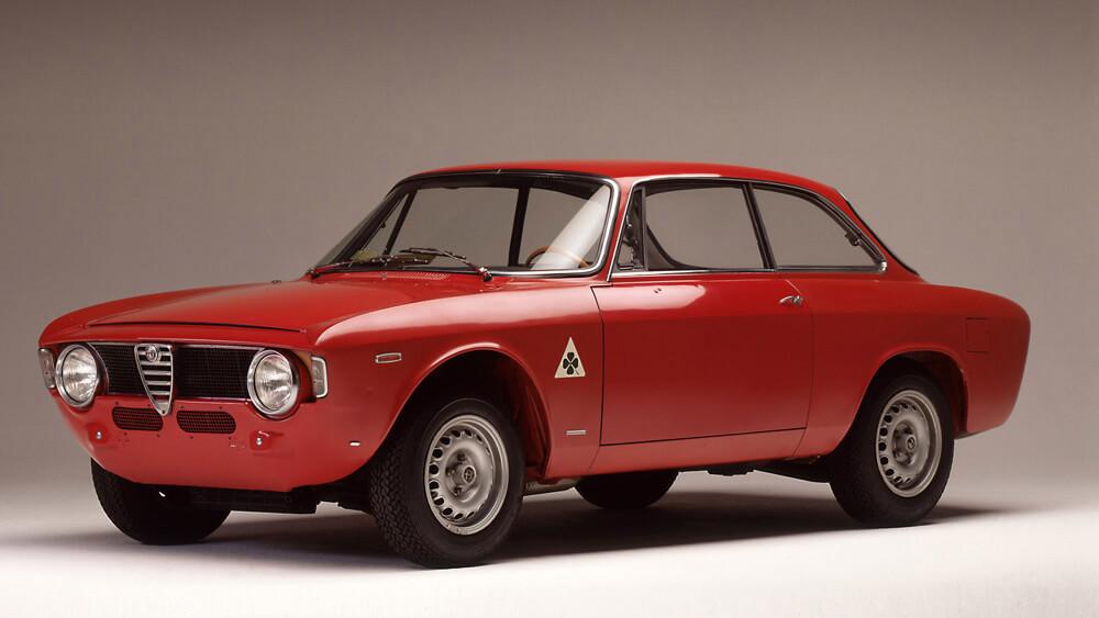 Alfa Romeo - Giulia Sprint GTA