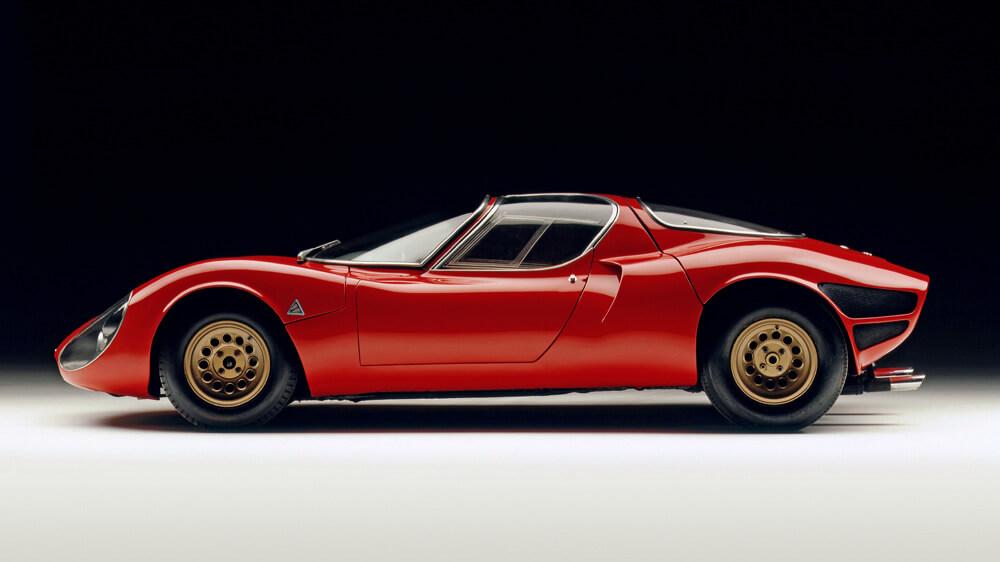 Alfa Romeo - Tipo 33 Stradale
