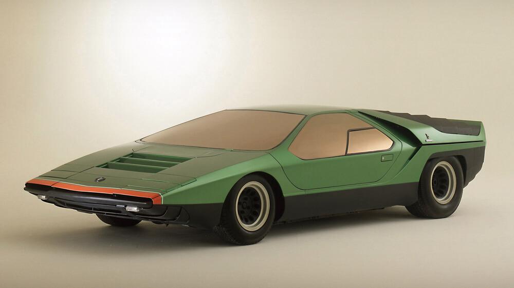 Alfa Romeo - Carabo