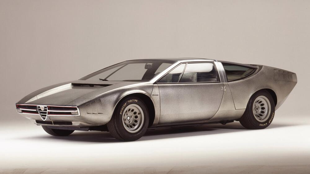 Alfa Romeo - Iguana