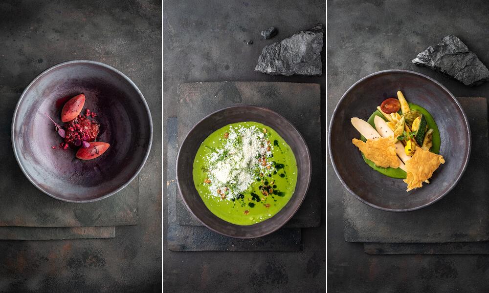 Kreinbacher Birtok - új étlap