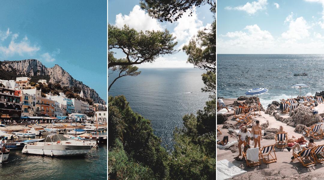 Olaszország - Capri - 2021