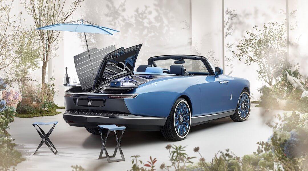 Rolls-Royce - Coachbuild - Boat Tail