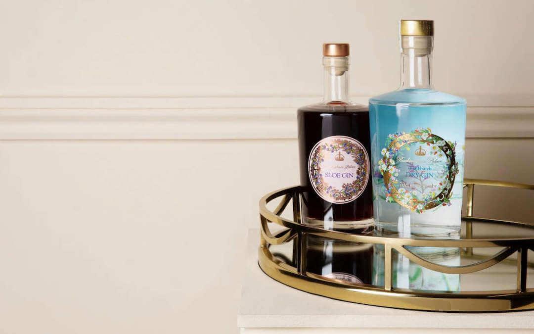 sloe gin - Buckingham-palota