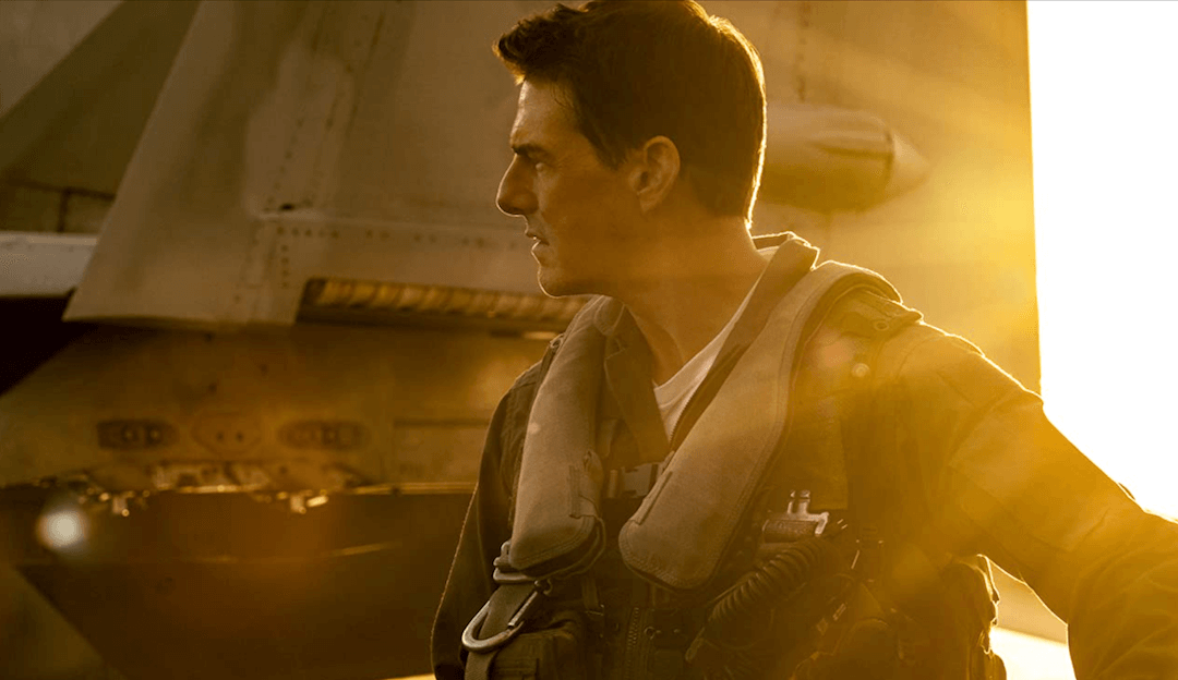 Tom Cruise - Golden Globe