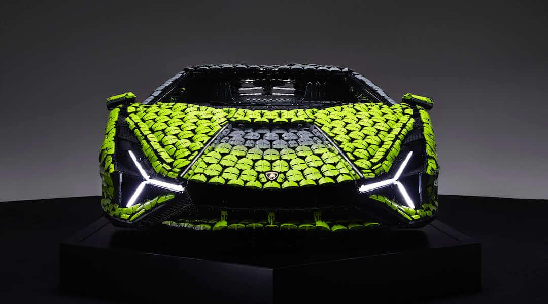LEGO - Lamborghini Sian
