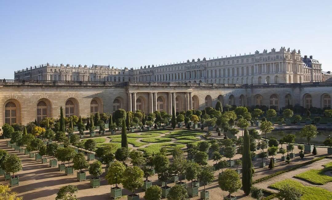 Le Grand Controle - Versailles