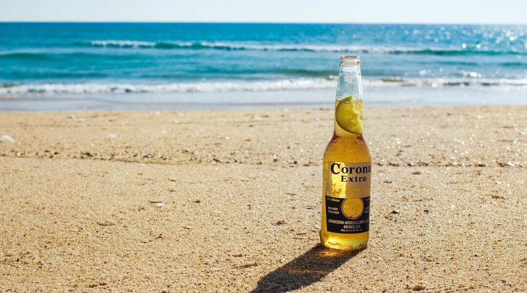 Corona - legértékesebb sörmárka