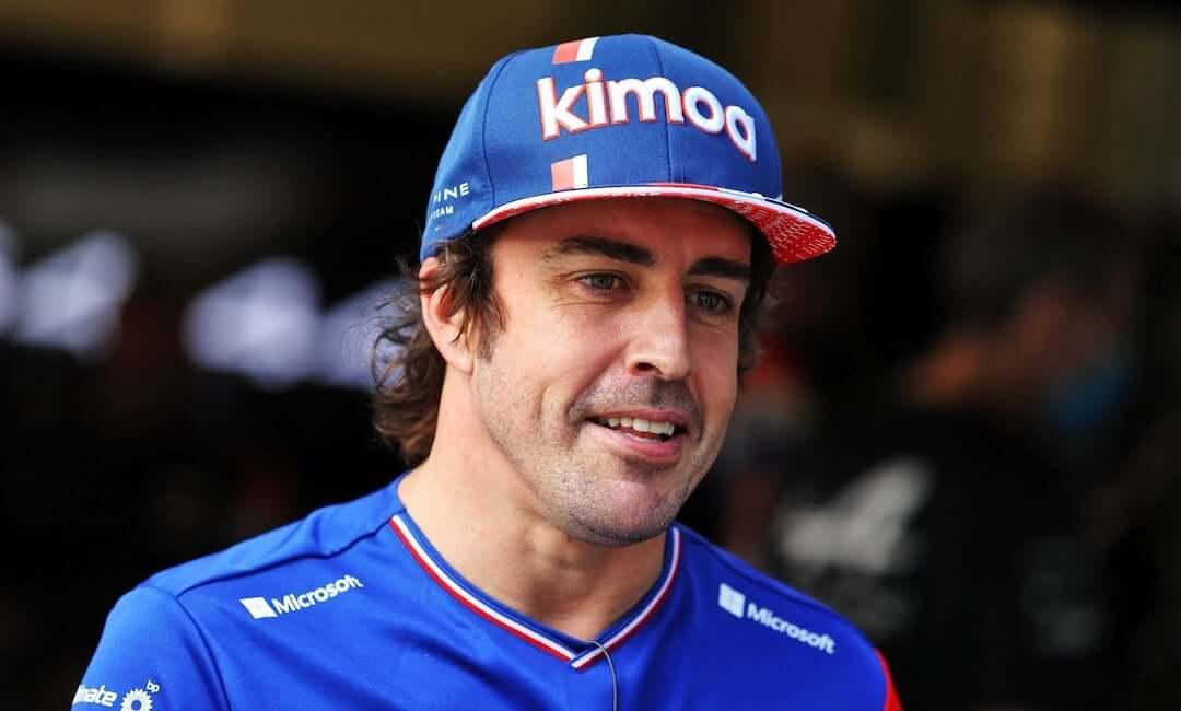 Fernando Alonso - 2021