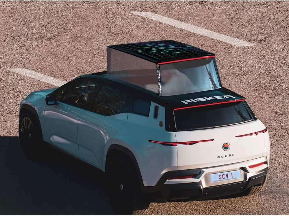 Fisker - pápamobil - elektromobilitás