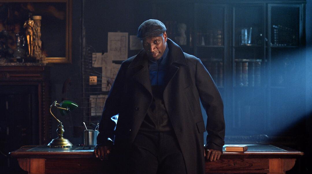 Lupin - Omar Sy - 2021