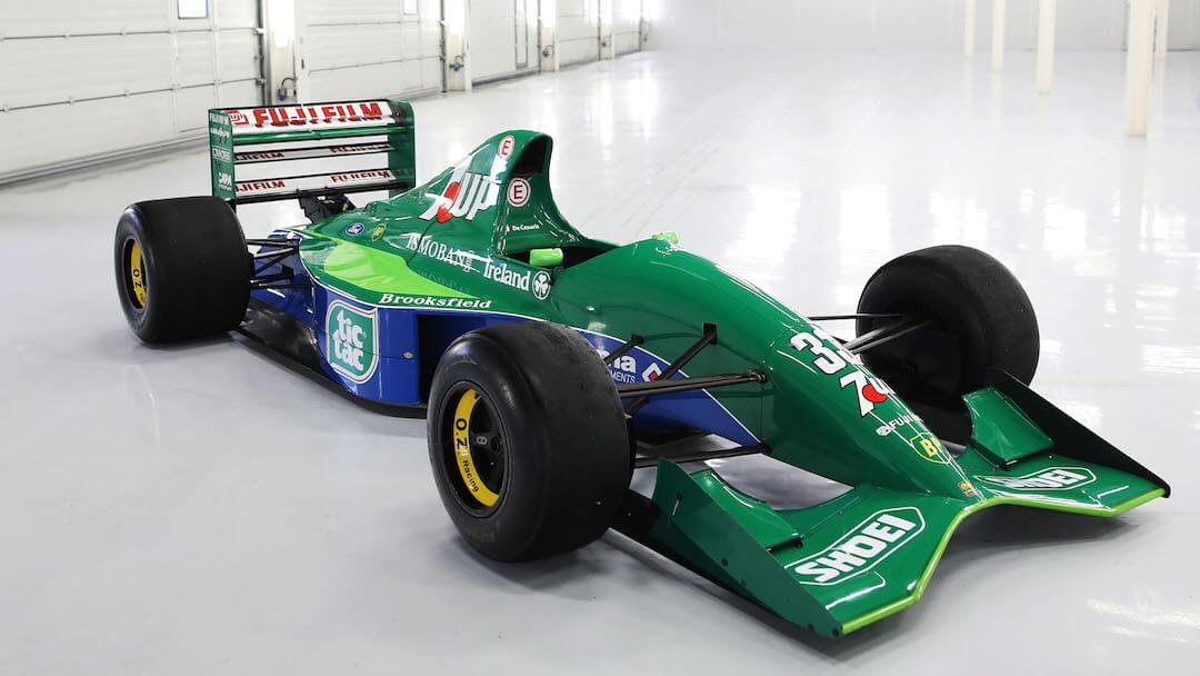 Michael Schumacher - eladó autó